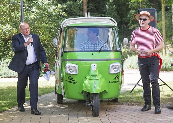 Sommerfest der Seniorenresidenz am Ostpark